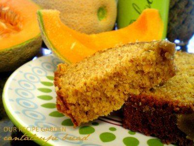 Cantaloupe Bread 2